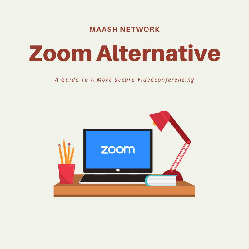 Zoom Alternative For A More Secure Business Videoconferencing.